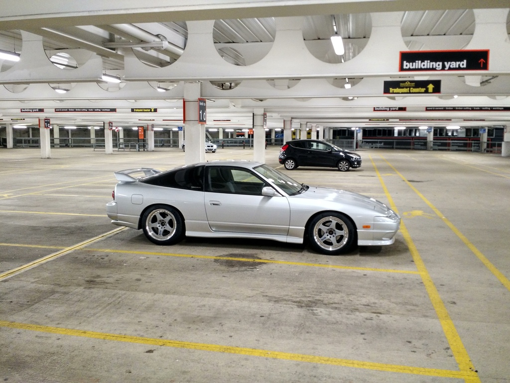 Nissan 180sx Type X 1997 Silver Kouki For Sale Club 1998 240sx