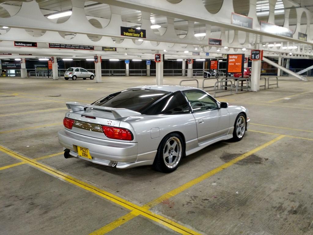 Jdm Cars For Sale >> Nissan 180sx Type X 1997 Silver Kouki For Sale | 180sx Club