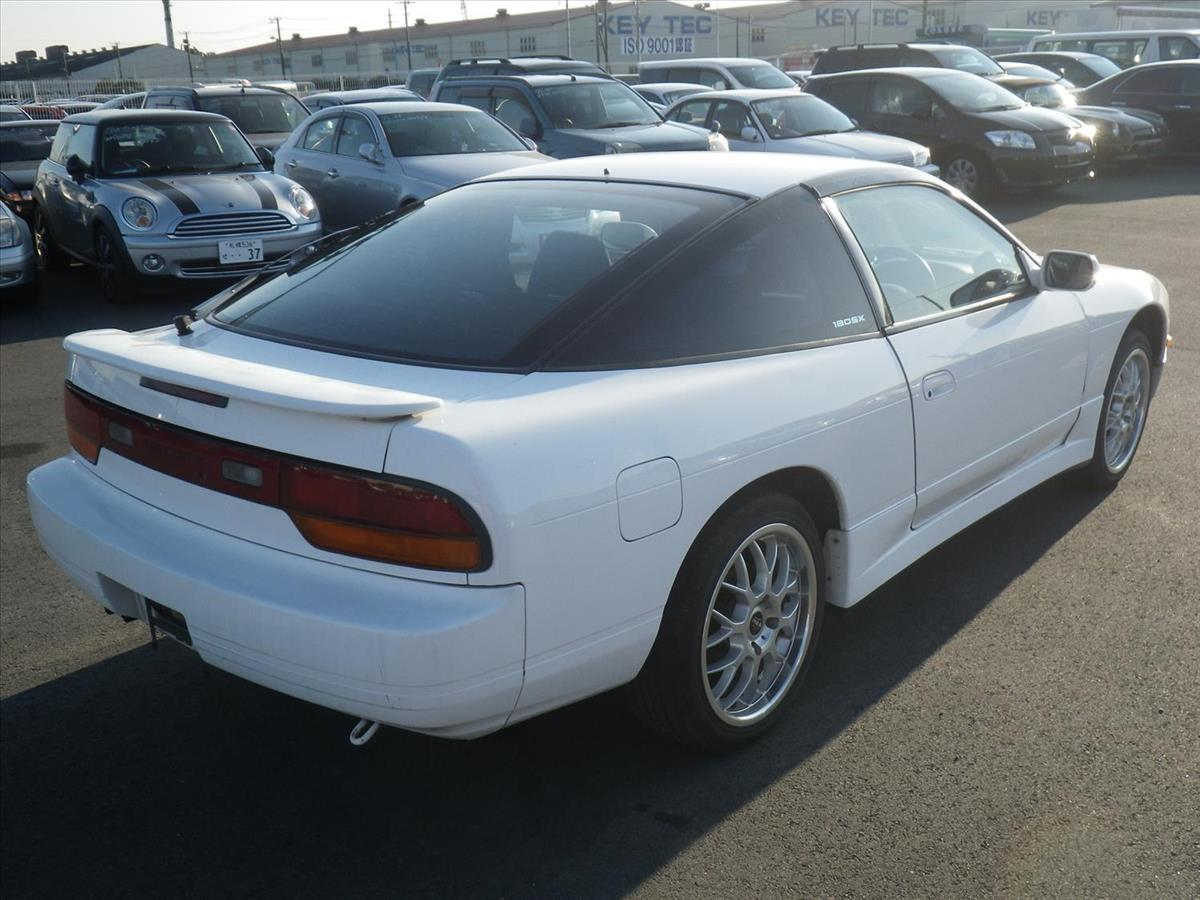 Nissan 180sx 1998 For Sale