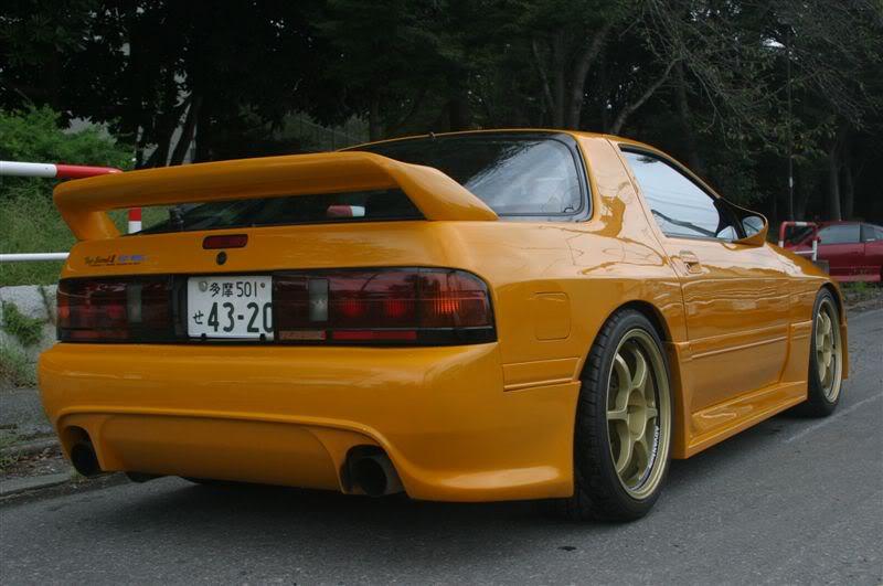 Fc3s Rx7 For Sale >> Nissan 180sx Vertex and Dai Chan Mazda RX7 FC3S | 180sx Club