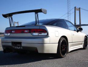 Nissan 180sx Sil80 conversion silvia