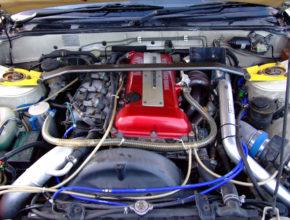 Sr20det in Nissan 180sx Jdm S13