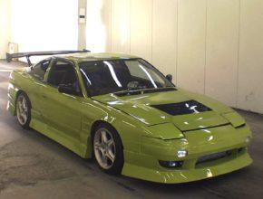 Import Japanese used car