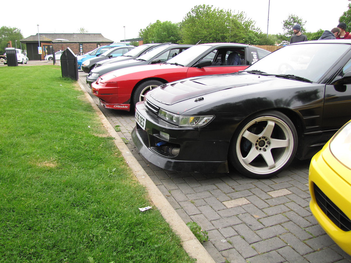 Tough as nails Nissan 180sx Sil80 conversion