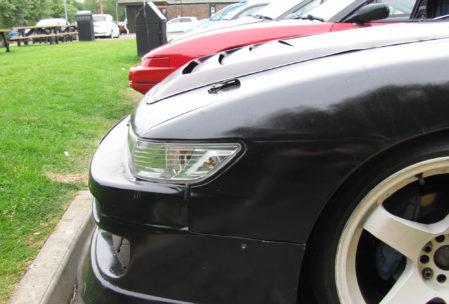 Nissan 180sx Sil80 khuro black