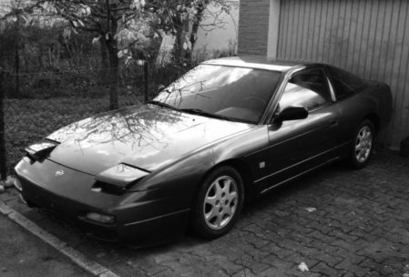 Home build hero - Frederik's Nissan 200sx s13 with ca18det