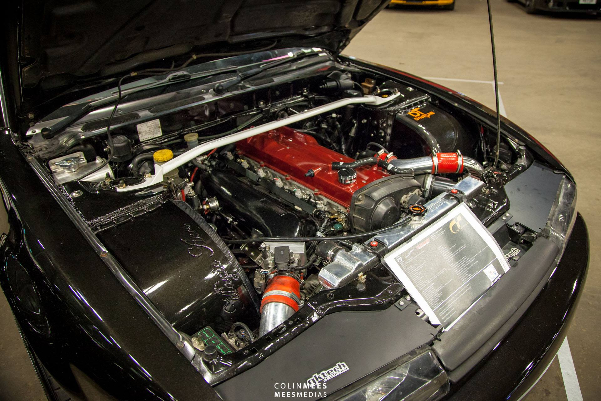 nissan silvia ps13 engine