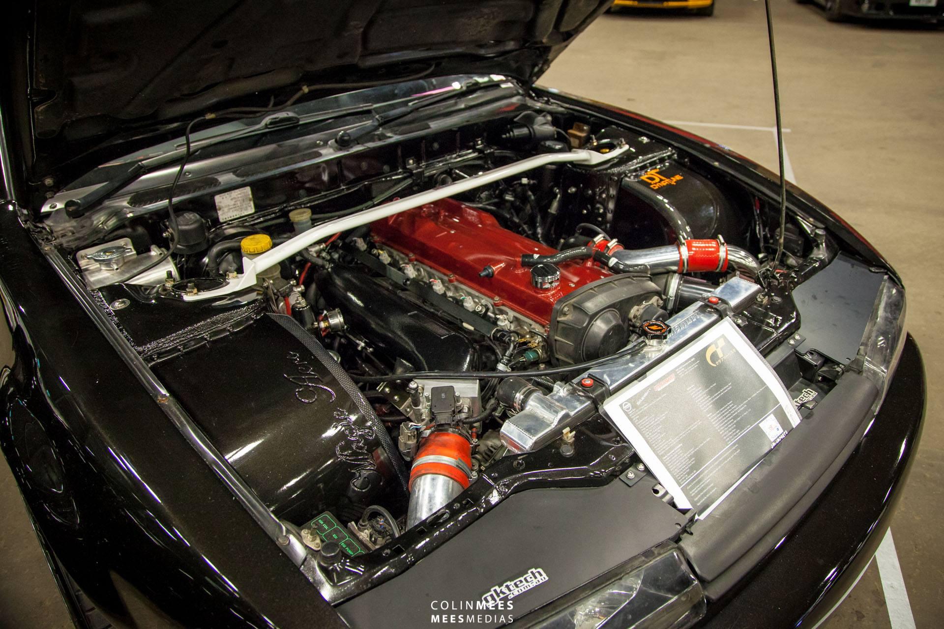 nissan silvia ps13 engine