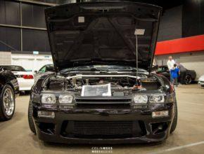 nissan silvia ps13 front bumper