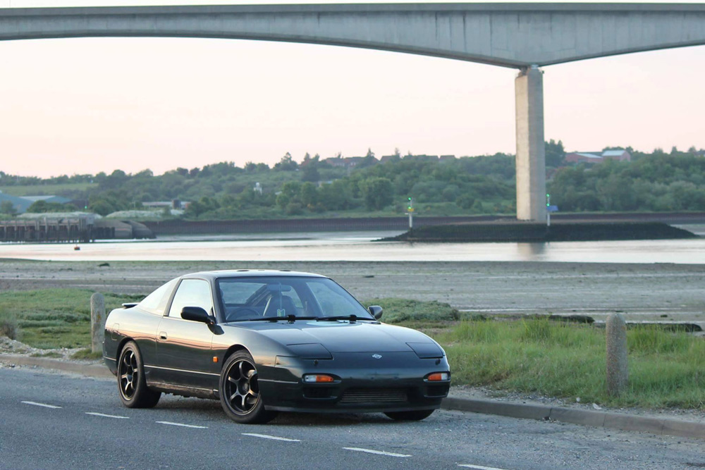 nissan 200sx s13 turbo