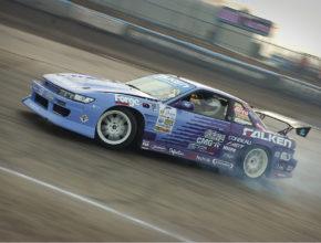 Nissan Silvia PS13 drifting
