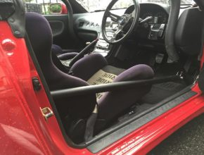 Bride seat in 180sx