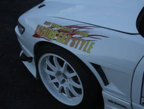 180sx for sale front wing