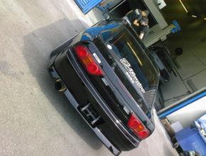 s13 exhaust