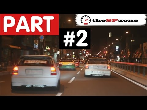 Japanese Street Racing and Drift Video Compilation #2