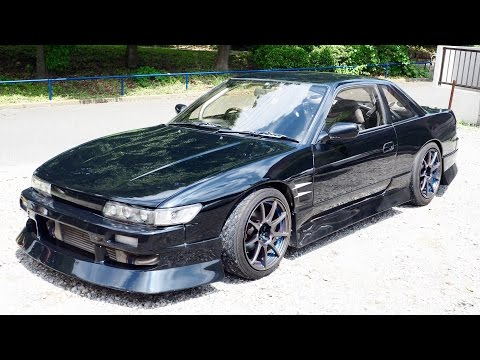 1991 Nissan Silvia S13 (USA Import) – Japan Auction Purchase Review