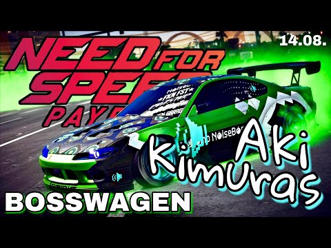 Need for Speed Payback – Fundort Stillgelegtes Auto: AKI KIMURAS Nissan Silvia | 14. Aug