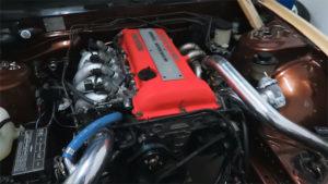 adam lz 240sx rebuilt sr20det