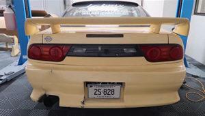 adam lz 240sx rear spoiler