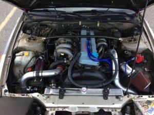 240sx with ka24de