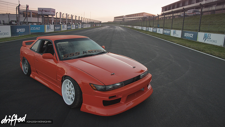 nissan silvia drift car
