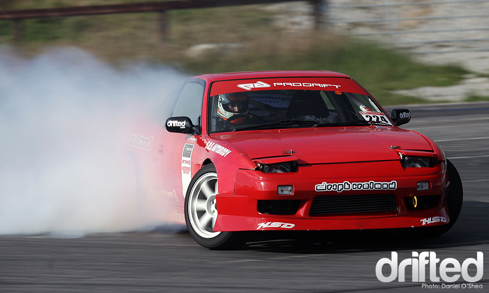 red 240sx