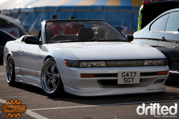 s13 convertible