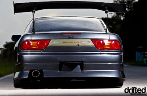 vertex 240 rear bumper