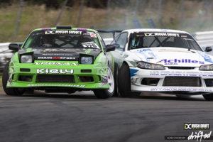 s13 vs s15 drift battle