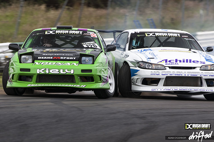 s13 vs s15 drift battle